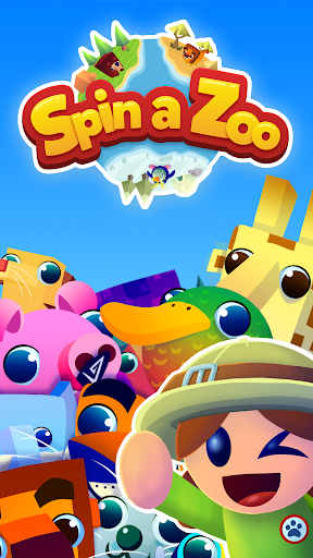 Spin a Zoo - Tap, Click, Idle Animal Rescue Game!  screenshots 17