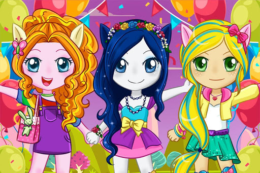 Free Dress Up Games for Girls screenshots 1