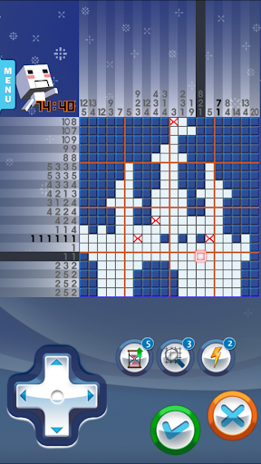 Logic Square - Picross  screenshots 6