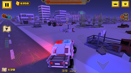 BLOCKAPOLYPSE™ - Zombie Shooter 1.12 screenshots 1