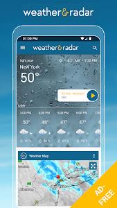 Weather & Radar USA - ad free 2021.13 (Paid) (Mod Extra