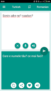 Romanian-Turkish Translator