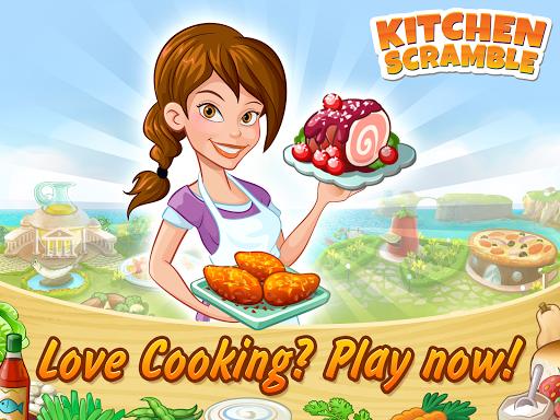 Kitchen Scramble: Cooking Game  screenshots 1