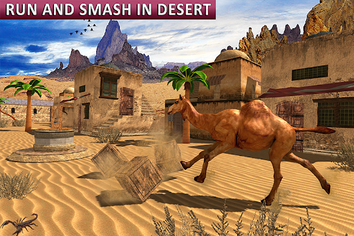 Camel Family Life Simulator 3.5 screenshots 2