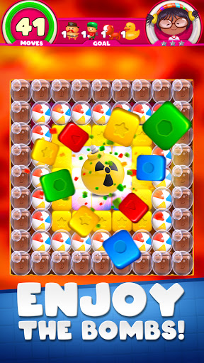 Toy Box Story Party Time - Free Puzzle Drop Game!  screenshots 4