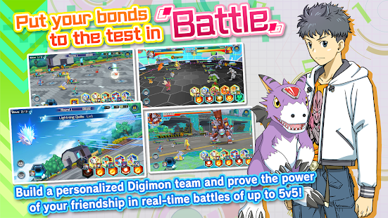 Mod Game DIGIMON ReArise for Android