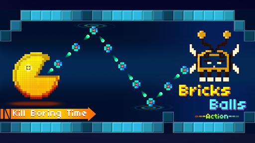 Bricks Balls Action - Brick Breaker Puzzle Game 1.5.5 screenshots 14