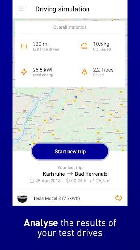 EnBW mobility+ Compare & Charge Electric Cars 6.7.0 Screenshots 6