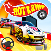 Hot Car Stunt Games Mega Ramp Stunt Car Games 2020