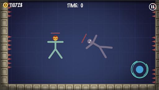 Stick Warriors - Battle Fight screenshots 4