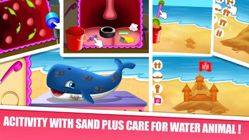 Summer Beach Girl : Fun Activity apktram screenshots 8