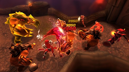 BLADE WARRIOR: 3D ACTION RPG Mod Apk 1.5.2 (Free Shopping) 4