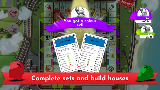 Monopoly - Board game classic about real-estate!  screenshots 20