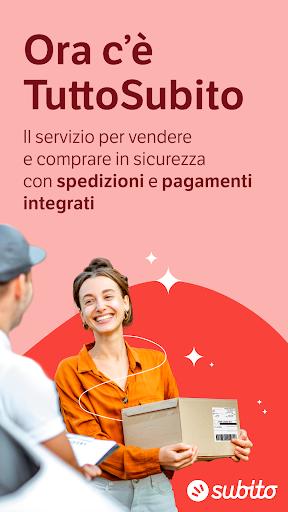Subito: compra e vendi in tutta Italia. apktram screenshots 1