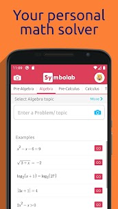 Symbolab – Math solver Mod Apk (PRO Unlocked) 1