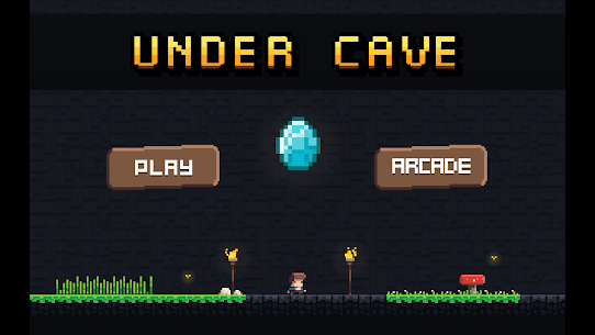 Under Cave Hack Online (Android iOS) 1
