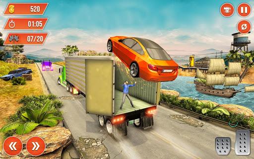 Ramp Car Stunts 3D  screenshots 2