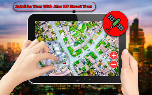 GPS Navigation, Road Maps, GPS Route tracker App 1.8 Screenshots 4