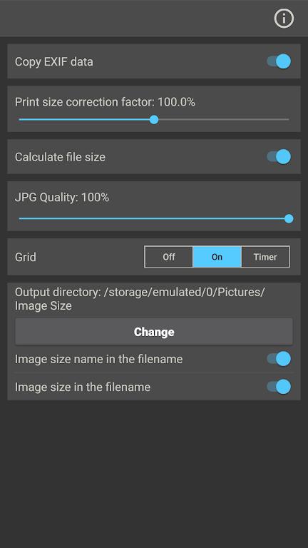 Image Size - Photo Resizer  poster 7