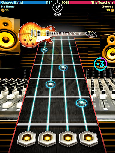 Guitar Band Battle  screenshots 12