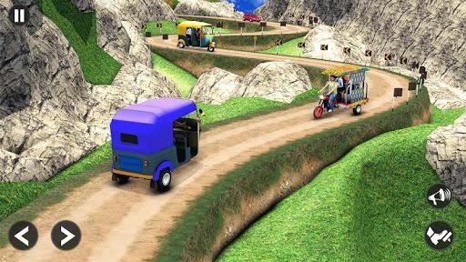 Tuk Tuk City Driving 3D Simulator 1.15 screenshots 4