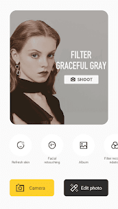 Camera360 – Photo Editor + Camera Mod Apk (All Effects/VIP) 7