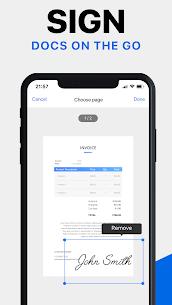 MobileScanner–PDF Scanner App Premium MOD APK 5