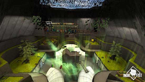 Smiling-X 2: Survival adventure horror in 3D World 1.7.5 Screenshots 21