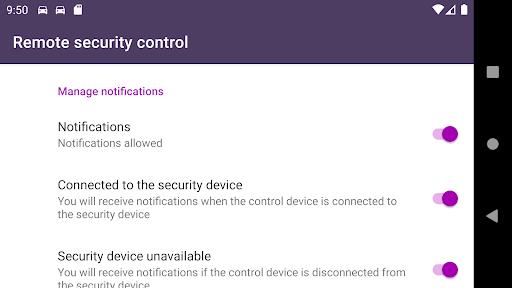 Remote car security screenshot 19