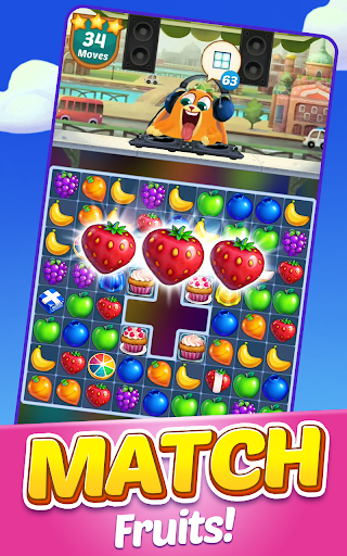 Juice Jam - Match 3 Games  screenshots 2