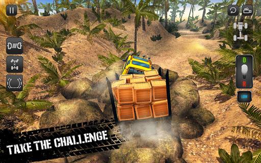 Offroad Driving Simulator 4x4: Trucks & SUV Trophy  Screenshots 4