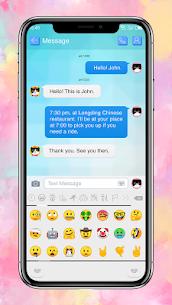 Emoji Keyboard  Pearl For Pc   How To Install (Windows 7, 8, 10, Mac) 2
