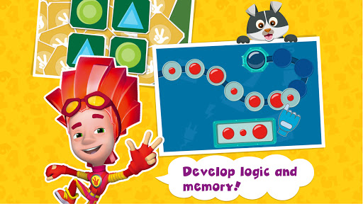 The Fixies Cool Math Learning Games for Kids Pre k 5.1 Screenshots 5