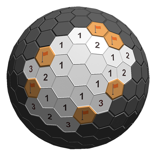 Globesweeper - Minesweeper on a sphere