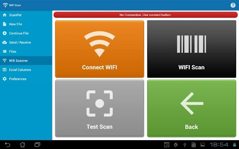 Inventory & Barcode scanner & WIFI scanner Apk (Paid) 10
