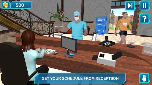 Virtual Doctor Hospital ER Emergency Games  screenshots 1