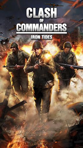 Clash of Commanders-Iron Tides  screenshots 1