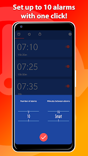 Set multiple alarms with For Pc (Windows 7, 8, 10 And Mac) Free Download 1