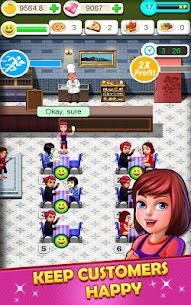 Restaurant Tycoon : cooking game❤️🍕⏰ 2