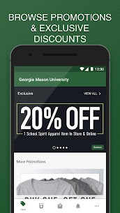 George Mason Bookstore 4.4.0 Mod Android Updated 1