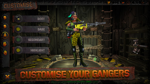 Necromunda: Gang Skirmish  screenshots 4