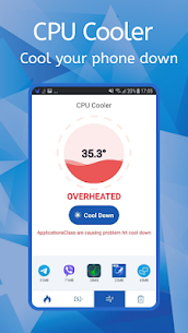 Clean Manager – Booster & Cache Cleaner Premium v2.04 MOD APK 3