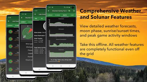 HuntStand: Hunting Maps, GPS Tools, Weather apktram screenshots 5