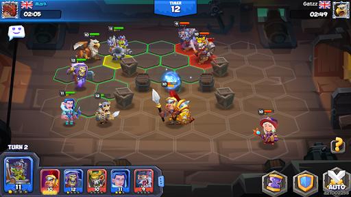 Tactical Monsters Rumble Arena -Tactics & Strategy screenshots 24