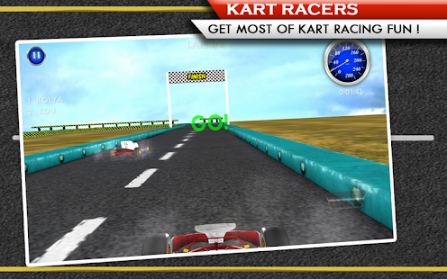 kart racers - fast small cars hack