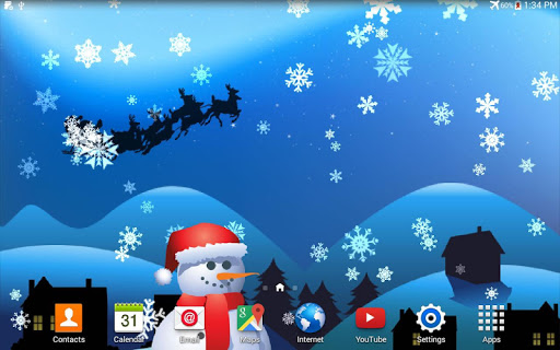 Christmas Magic Live Wallpaper For PC Windows (7, 8, 10, 10X) & Mac Computer Image Number- 7