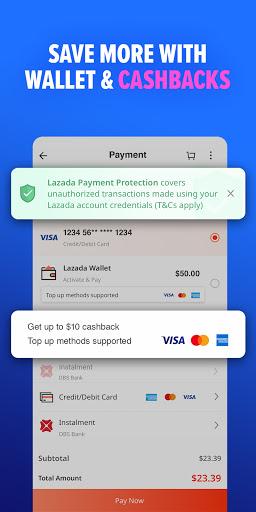 Lazada - Online Deals & discounts screenshots 6