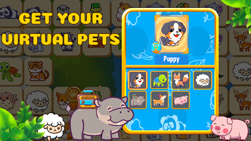 Connect Animal - Relax and Fun  screenshots 12