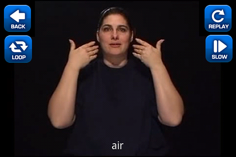 ASL Dictionary For PC Windows (7, 8, 10, 10X) & Mac Computer Image Number- 5