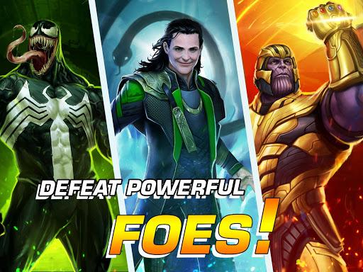MARVEL Puzzle Quest: Join the Super Hero Battle! screenshots 11